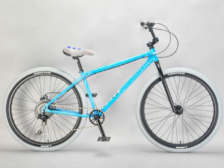 "Mafia Bomma 27.5"" - Blue Crackle - COLLECTION ONLY - CALL FIRST"